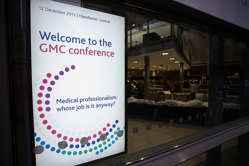 GMC conference 2013
