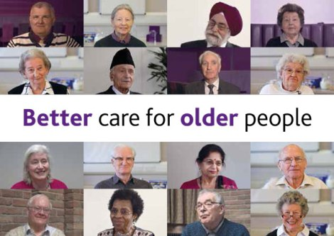 Better care for older people