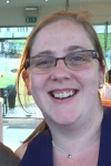 Headshot of Dr Christine Gregson