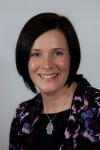 Headshot of Karen Borrer, ABPI (Photo by Stewart Turkington)