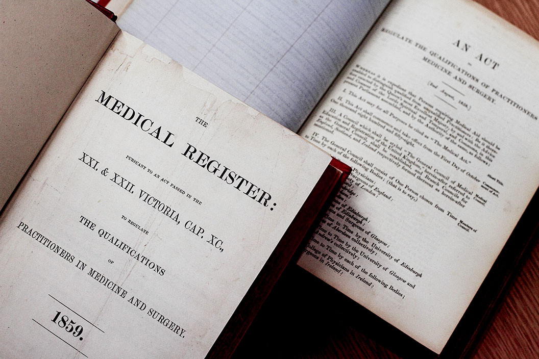 The Future Of The Medical Register Why Should It Change