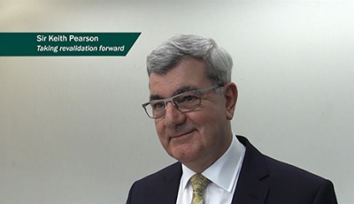 Sir Keith Pearson