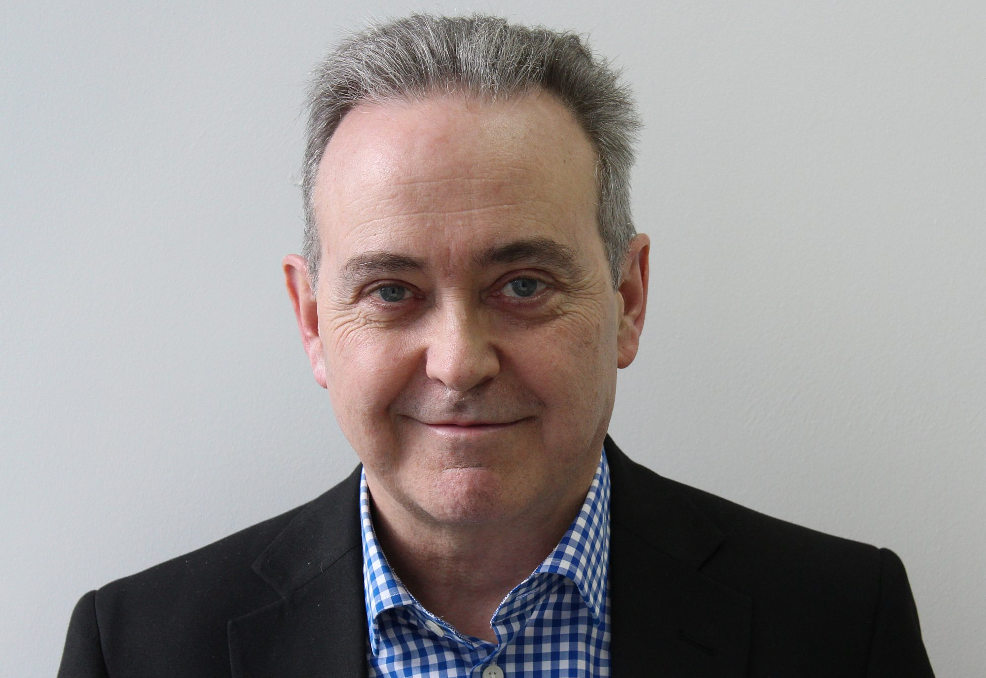 Headshot of Paul Buckley