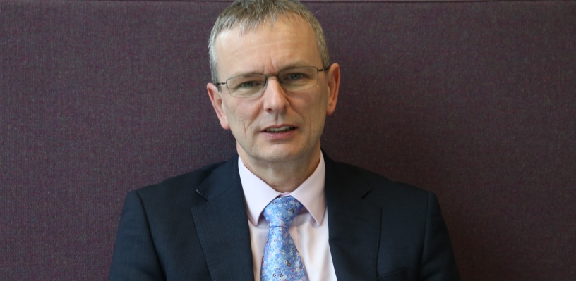Dr Colin Melville, Director of Education and Standards, GMC