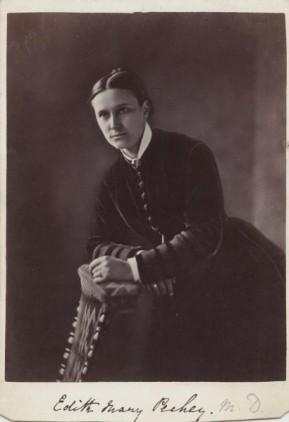 Dr Edith Pechey